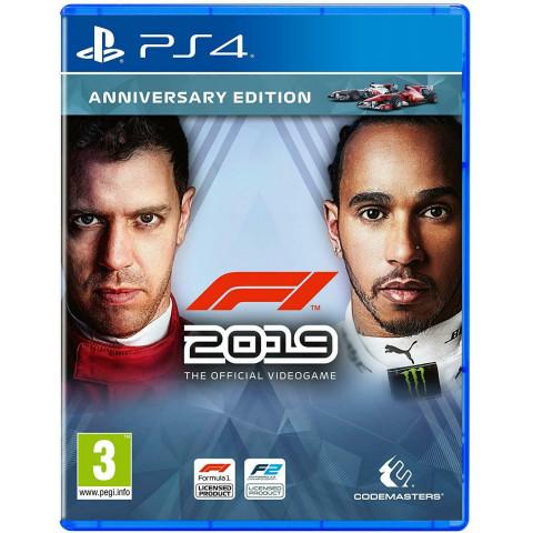 PS4 - F1 2019
