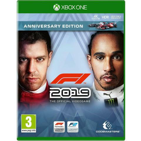 Xbox One - F1 2019