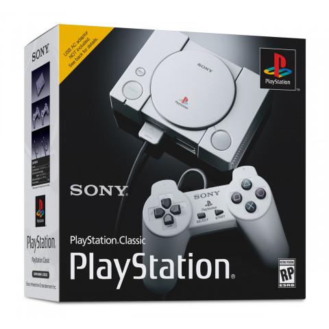 Playstation Mini Edition Classic C/20 Jogos