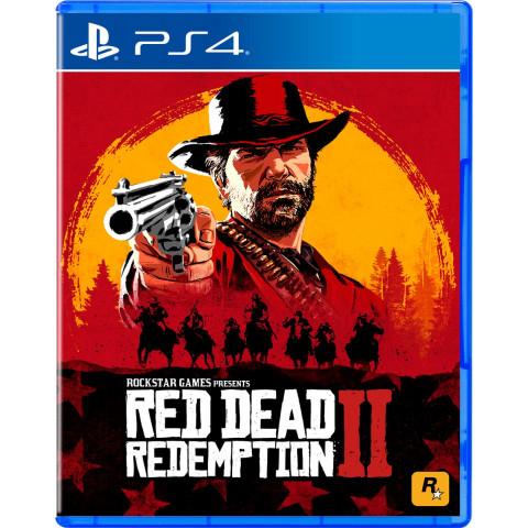 PS4 - Red Dead Redemption 2 - Totalmente em Português