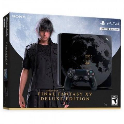 SONY - Bundle PS4 Slim Final Fantasy 1Tb - CUH 2015B