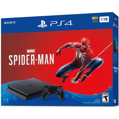 SONY - Bundle PS4 SLIM 1Tb Spider Man - CUH 2115B