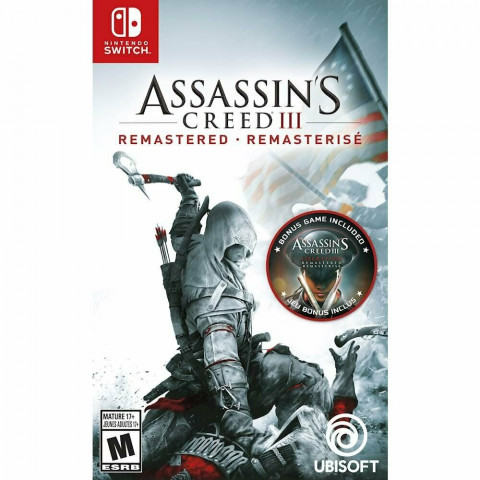 Switch -  Assassins Creed III Remastered
