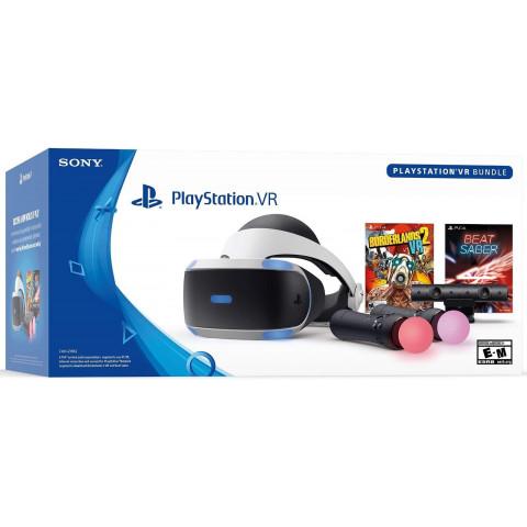 Sony - Playstation Vr Full Bundle Borderlands 2 - CUH-ZVR2 series
