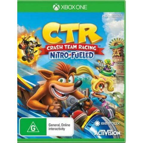 Xbox One -  CTR Crash Team Racing