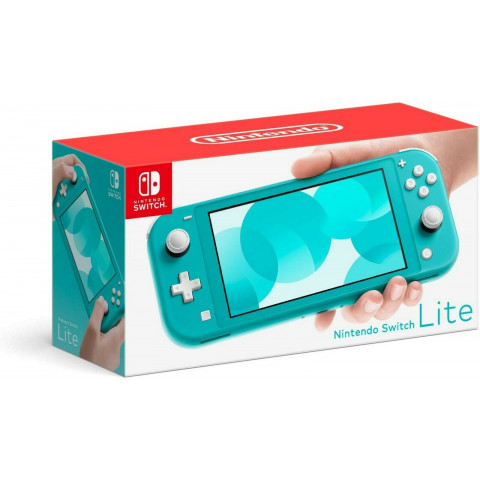 Nintendo - Switch Lite 32gb Turquoise