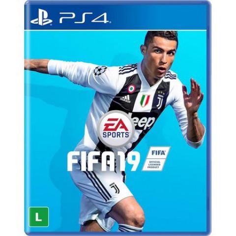 PS4 - FIFA 2019 - Totalmente em português