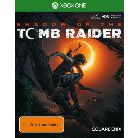 Xbox One - Shadow of Tomb Raider