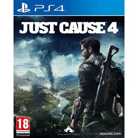 PS4 - Just Cause 4