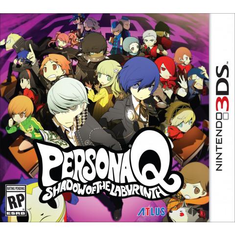 3DS/XL - Persona Q
