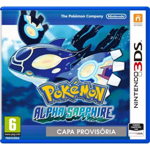 3DS/XL - Pokemon Alpha Sapphire