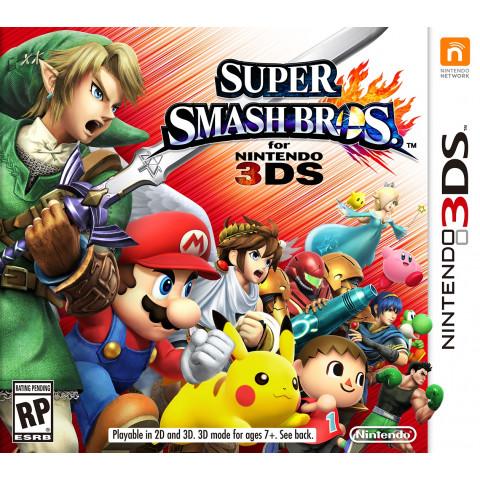 3DS/XL - Super Smash Bros