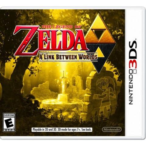 3DS/XL - Zelda A Link Between Worlds