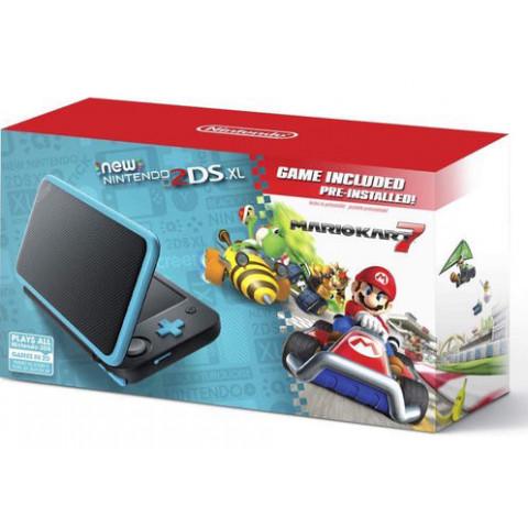 Nintendo - New 2DS Azul + Mario Kart