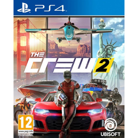 PS4 - The Crew 2 - Português