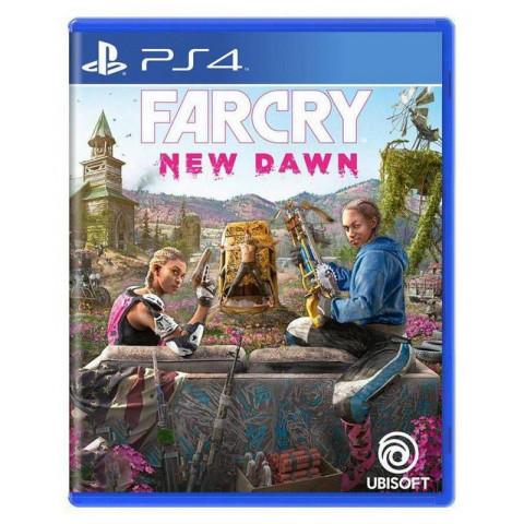 PS4 - FarCry New Dawn