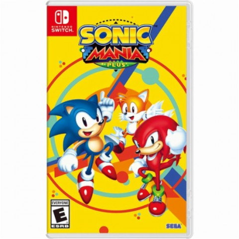 Switch - Sonic Mania
