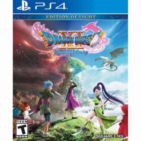 PS4 - Dragon Quest XI - Português