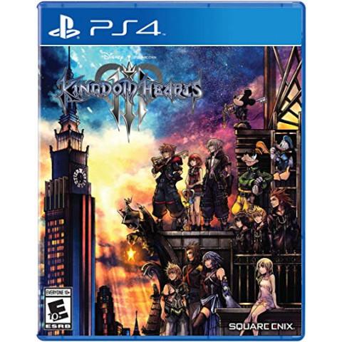 PS4 - Kingdom Hearts III