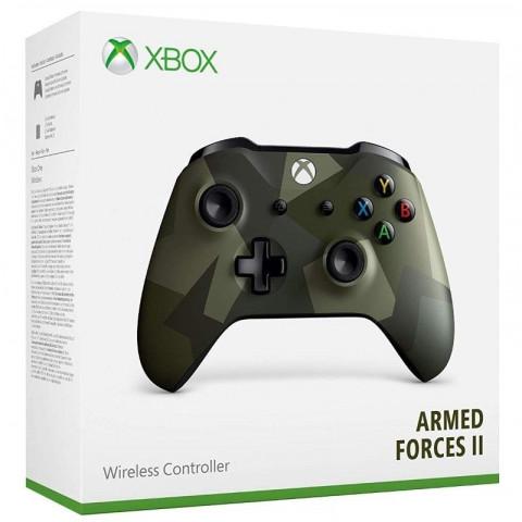 Xbox One - Controle Wireless Forças Armadas II