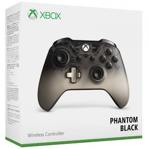 Xbox One - Controle Wireless Phantom Black