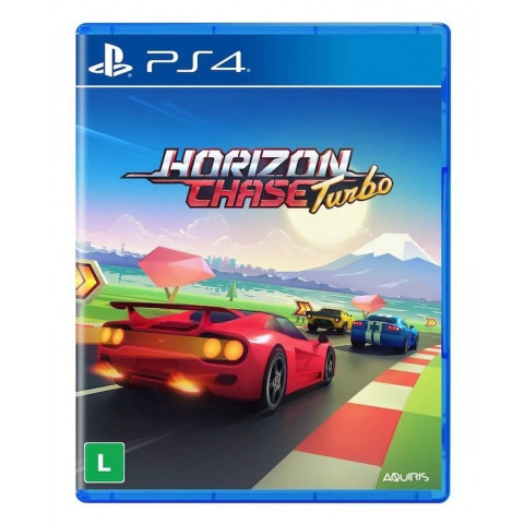 PS4 - Horizon Chase Turbo - Português