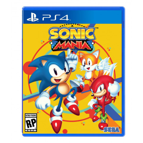 PS4 - Sonic Mania