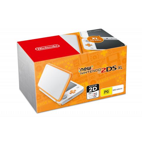 Nintendo - New 2DS Amarelo - Garantia de 3 Anos