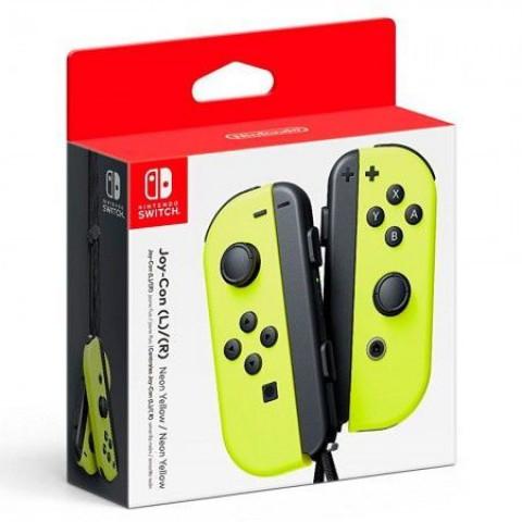 Switch - Nintendo Switch Joy-Con (L-R) - Yellow
