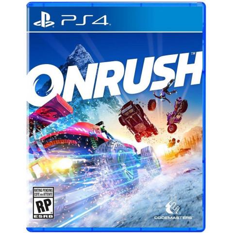PS4 - Onrush - Português