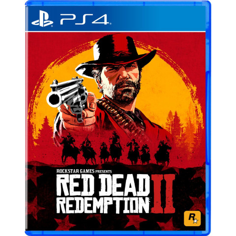 PS4 - Red Dead Redemption 2 - Totalmente em Português