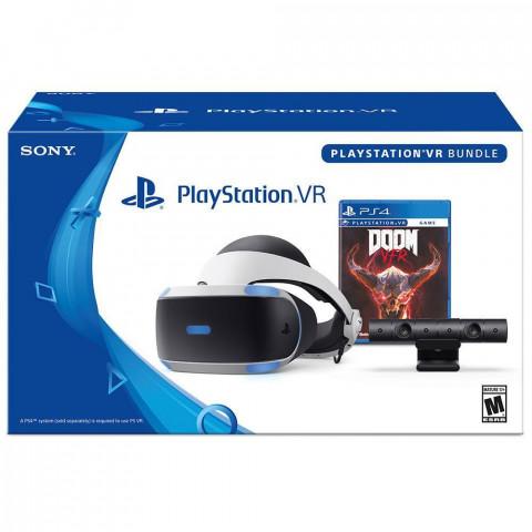 Sony - Playstation Vr Doom - CUH-ZVR2 series