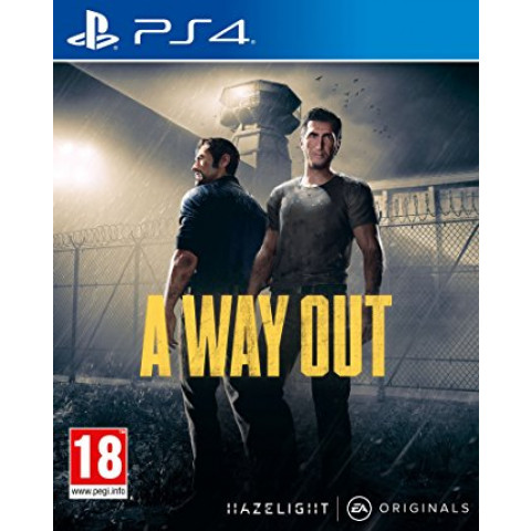 PS4 - A Way Out - Português