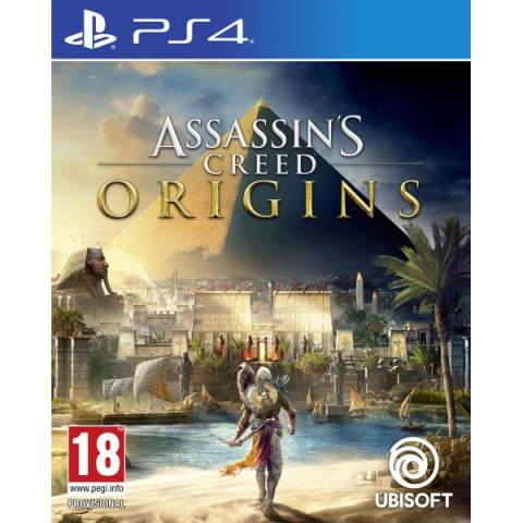 PS4 - Assassins Creed Origins - Totalmente em Português