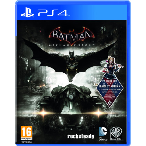 PS4 - Batman Arkham Kinght