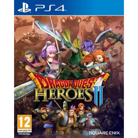 PS4 - Dragon Quest Heroes 2 - Português