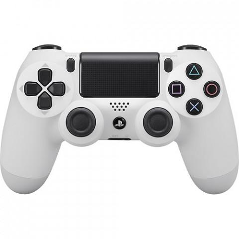 PS4 - DualShock 4 Glacier White V2