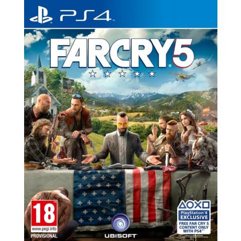 PS4 - FarCry 5 - Português