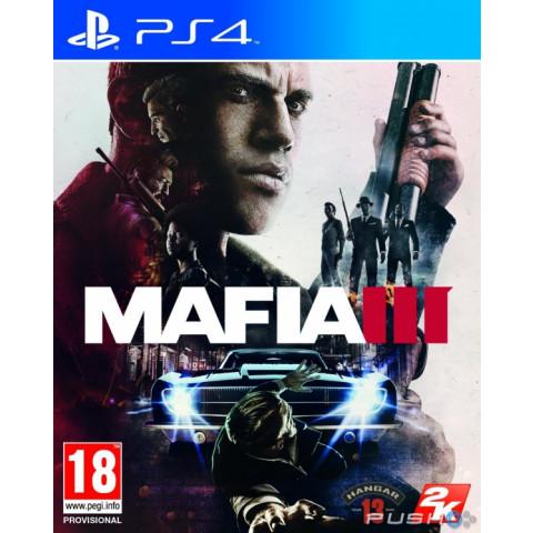 PS4 - Mafia III - Português
