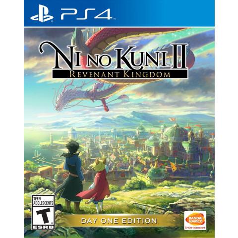 PS4 - Ni No Kuni 2 - Português