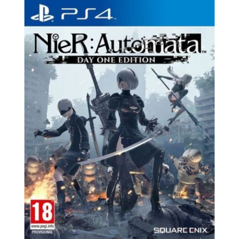 PS4 - Nier Automata