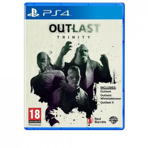 PS4 - Outlast Trinity