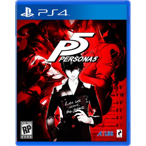 PS4 - Persona 5 - Nacional