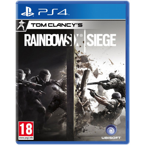 PS4 - Tom Clancy's Rainbow Six Siege