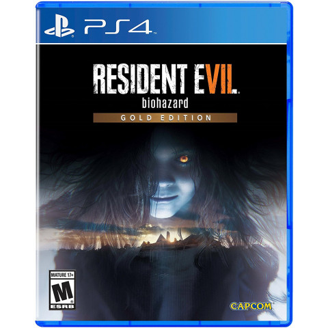 PS4 - Resident Evil 7 Gold Edition