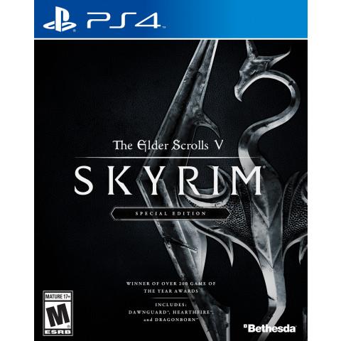 PS4 - Skyrim - The Elder Scrolls V - Special Edition