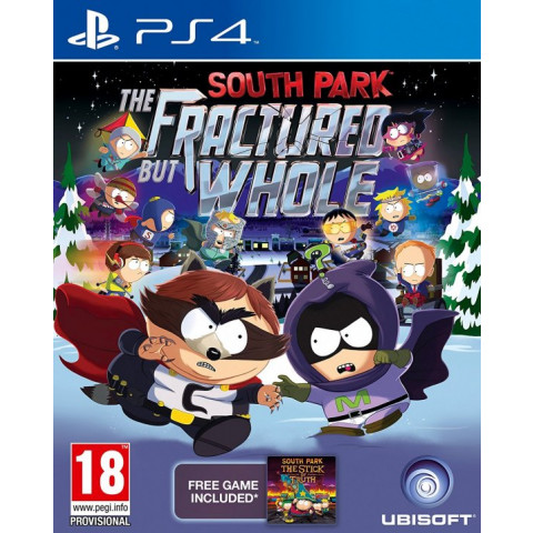 PS4 - South Park - A Fenda do tempo - Português