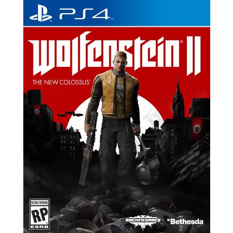 PS4 - Wolfeinstein 2 - Totalmente em Português