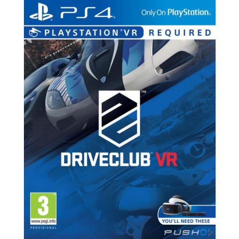 PSVR - Driveclub VR