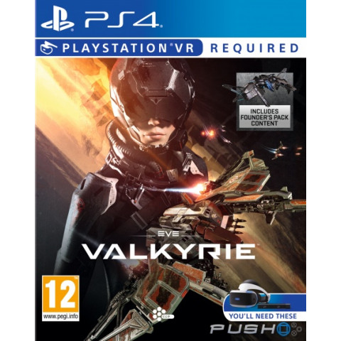 PSVR - Eye Valkyrie